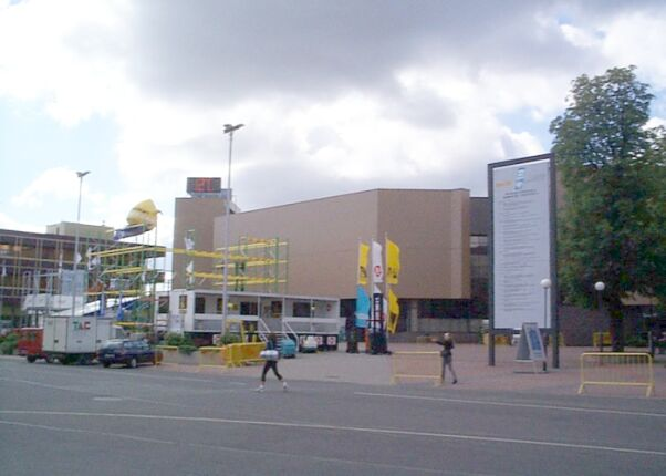 Ukázka prezentace na veletrhu